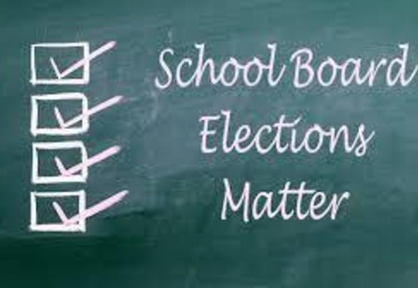 Seven Running for School Board