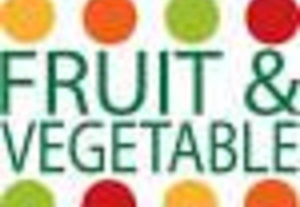 Fresh Fruit and Veggies Award