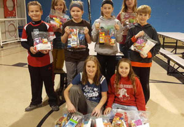 180 Days - Students Help Those in Poverty