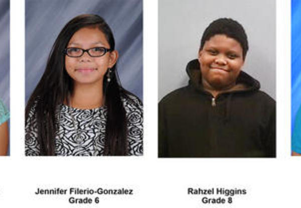 Students of the Week - January 9