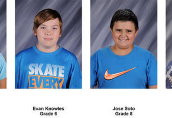 Students of the Week - Sept. 23