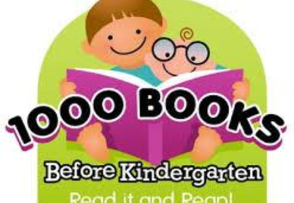 Library Promotes 1000 Books Before Kindergarten