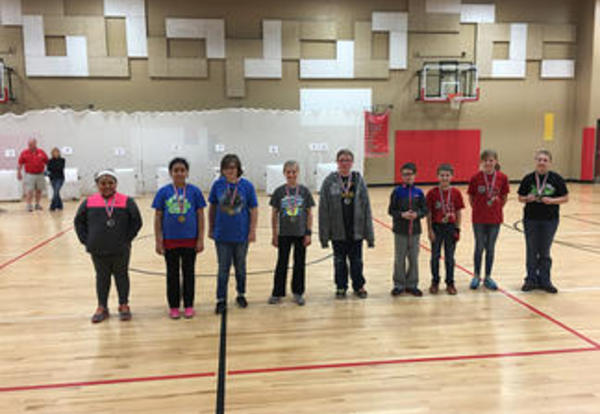 PE Hosts Archery Shoot