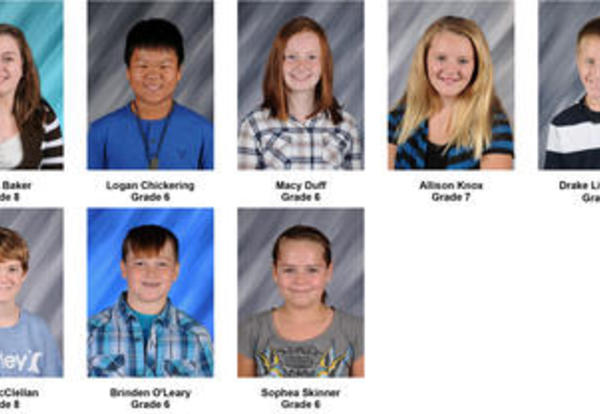 Students of the Week - February 10