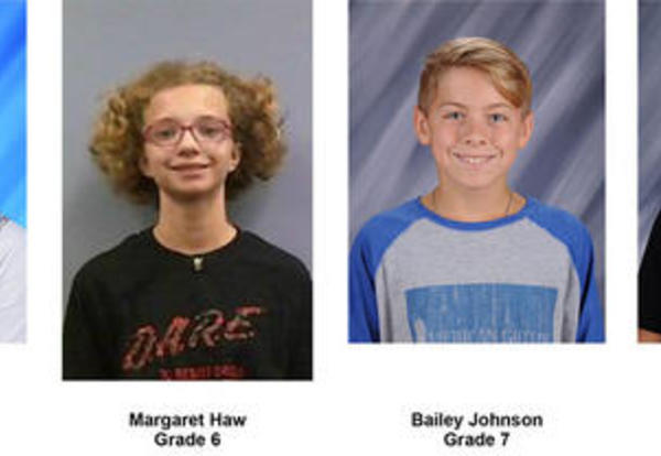 Students of the Week - Sept. 16