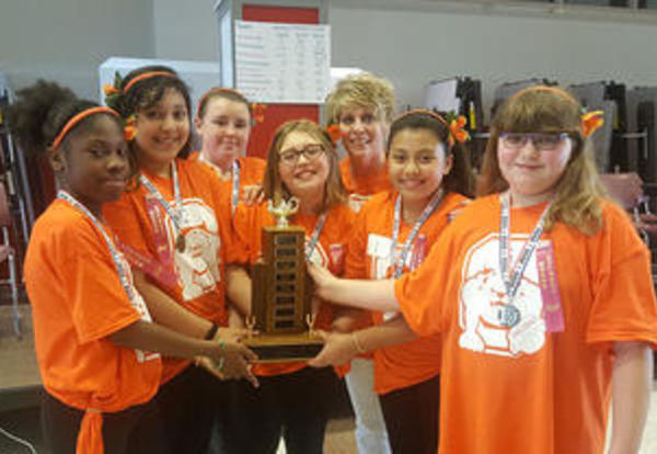 Students Compete in 15th Annual Book Bowl
