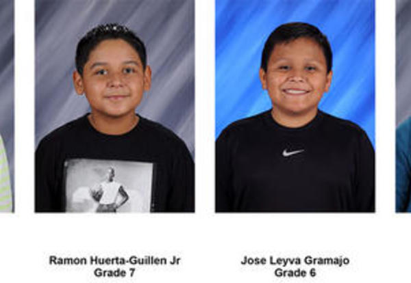 Students of the Week - September 30