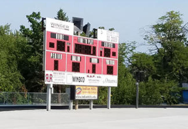 Board Approves New Track and Scoreboards