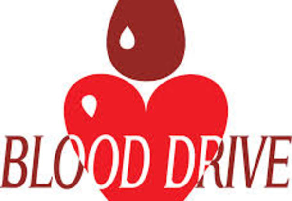 Club Sponsors Blood Drive