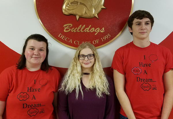 Students Compete in Leadership Academy