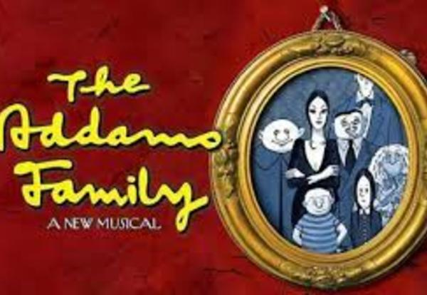 Addams Family Musical to be Performed