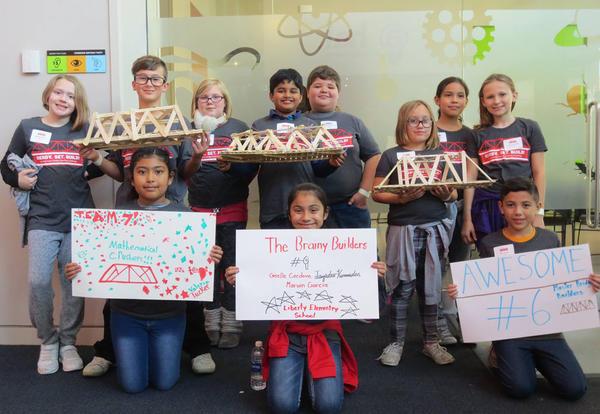 Bridge Building Competition