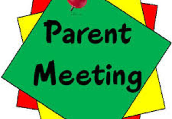 8th Grade Parent Meeting Rescheduled