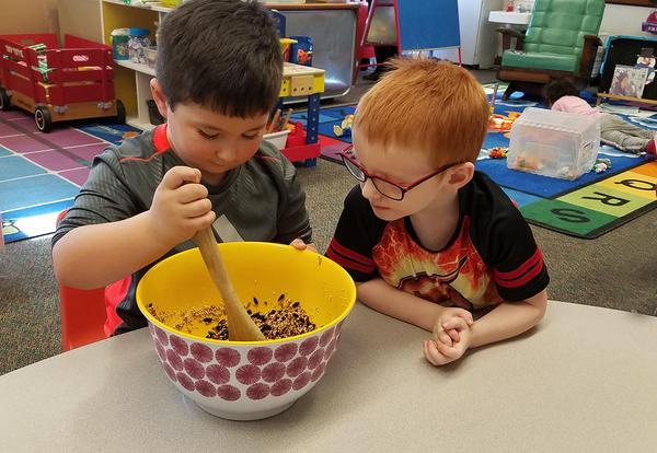 Video Highlights New Preschool