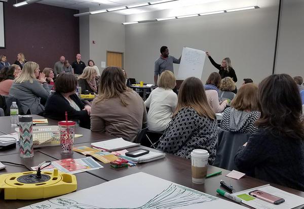 Teachers Learn  Classroom Strategies