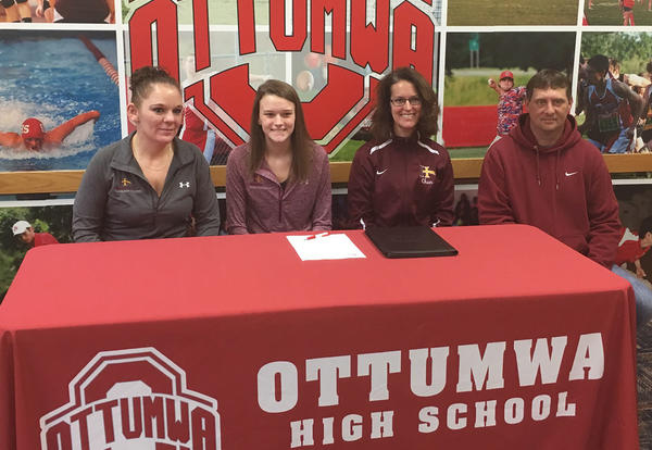 Cutler Signs with Indian Hills