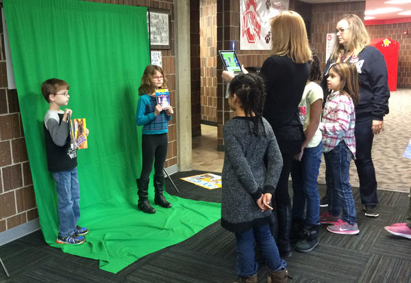 Learning About Green Screen