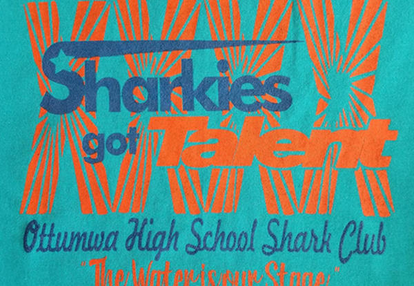 Sharks Show Talent at Beach Ottumwa this weekend