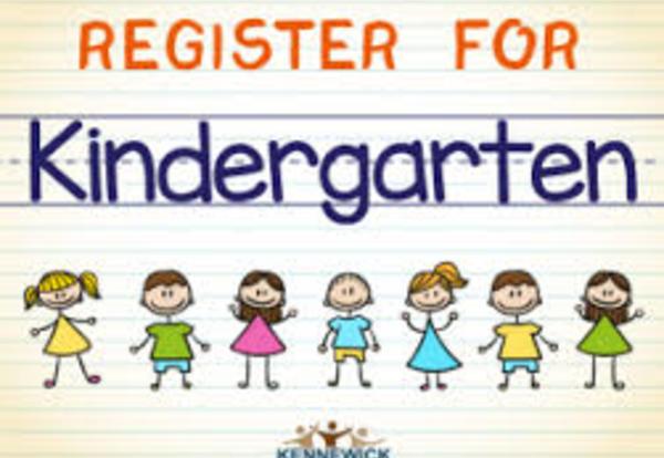 Kindergarten Registration is March 7