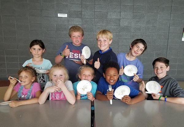 Students Help Select Summer Menu