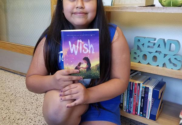 Promoting Summer Reading -- Karen Ramirez