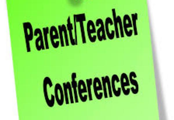 parent teacher conference art