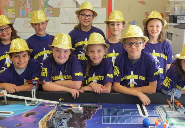 Students Compete in State Lego Competition | About Us