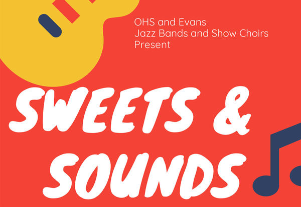 sweets & sounds poster