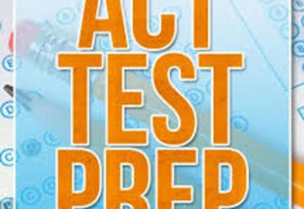 ACT test prep art