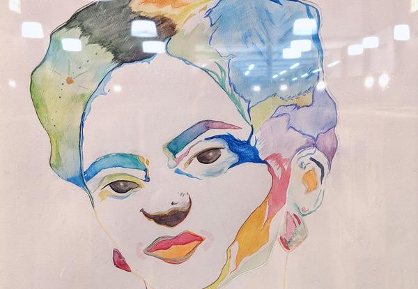 Annual Art Show Displays Talent