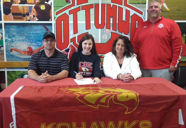 Ridgway Signs with Coe