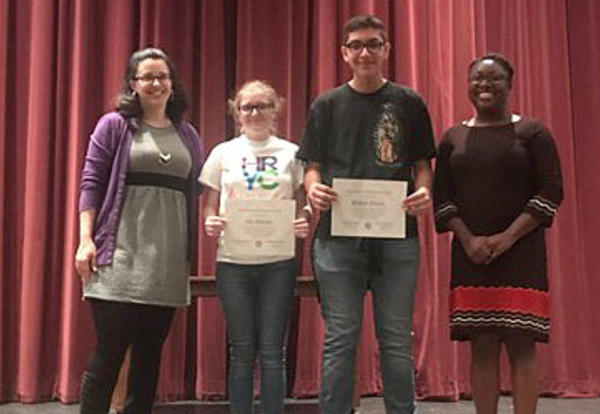 Human Rights Chapter Recognized