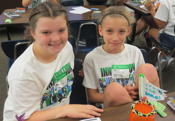 Camp Invention Highlights