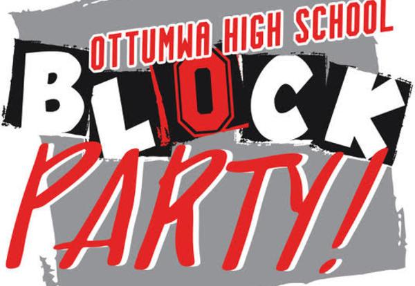 block party logo
