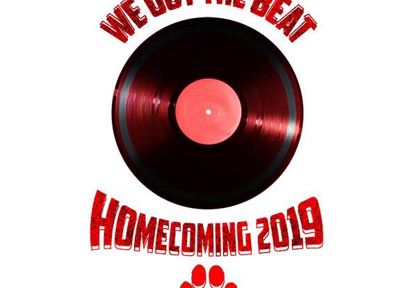 2019 homecoming logo