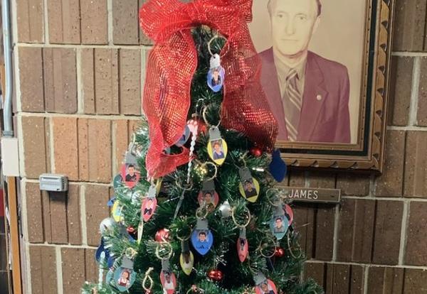 James Family Tree