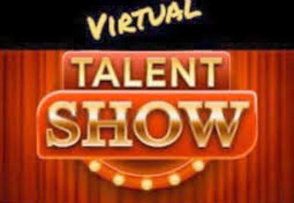 virtual talent show art