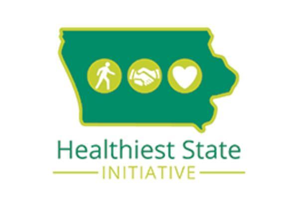 healthiest state logo